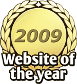 PropertyWala.com - Website of the Year 2009