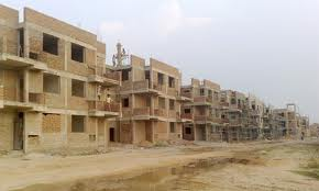 Halted Noida Real Estate