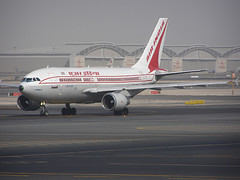 Air India shakes its head in negation to Sahara's bid.