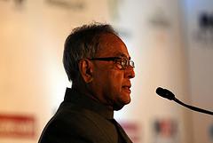 CII-ITC Sustainability Award 2012 given away by Shri Pranab Mukherjee