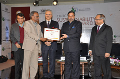 CII-ITC Sustainability Award 2012