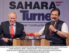Supreme Court refuses to heed Sahara's plea in January.