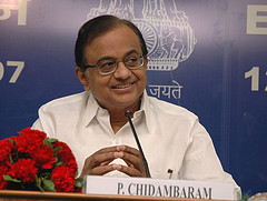 P Chidambaram announced the Budget 2013.