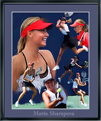 Maria Sharapova one of the ambassadors of branded homes project.