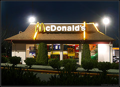 McDonald's plans to expand its stores in India.