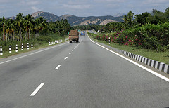 NH 24 widening is expected to double the property prices along the stretch.