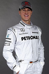 Michael Schumacher will endorse a branded homes project of Homestead.