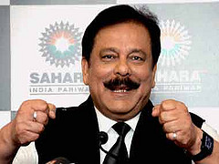 Subrata Roy Sahara was questioned by SEBI.