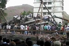 Thane building collapse raises questions over the corruption level in the realty?