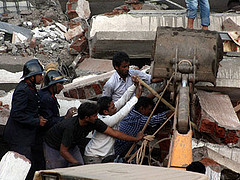 Will the Thane building collapse open the eyes of the civic officials?