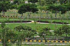 Residential plots inside gated communities are better options of investments.