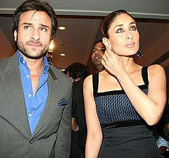 Kareena-Saif Ali Khan came for the housing warming ceremony of NH Bungalow, the new home of Imran Khan.
