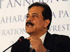 Sahara has bought land in Bangalore for Rs.149 Cr.