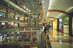 Shopping Mall projects will be boosted with the entry of foreign retailers.